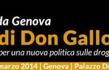 """Il 28 febbraio e il 1 marzo a Genova dalla parte dei """"drogati"""". In Italia la «lotta alla droga» si è tradotta in una vera e propria guerra ai tossicodipendenti e alle loro famiglie"""