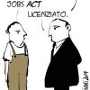 """Ciò significa che un lavoratore potrebbe vedersi rinnovare il contratto di settimana in settimana: tre anni con la lama sul collo, in balia del padrone, della sua volontà, dei suoi umori, dei suoi ricatti. Il resto del """"pacco"""" sarà confezionato attraverso un disegno di legge che conterrà anche l'abolizione dell'articolo 18 dello Statuto dei lavoratori per i nuovi assunti nei primi tre anni, durante i quali, il datore di lavoro che vorrà liberarsi senza """"giusta causa"""" di un lavoratore potrà farlo tranquillamente"""