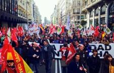 Il 12 aprile anche in Italia. A Roma, per la dignità della lotta sociale!