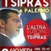 """Tsipras a Palermo, """"Troika accanita contro il Sud e governi fanno da assistenti"""""""