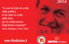 """Contento del 4% ?"""" Si: Nella misura in cui siamo stati cancellati dagli organi di comunicazione (l'informazione è un'altra cosa da Repubblica e simili) e i sondaggi (guidati per orientare) non ci davano oltre il 3%. Chi ha pochi soldi da spendere (e non i milioni derivanti da stipendi e finanziamenti istituzionali) e sommerso dal trio populista: Renzi, Grillo e Berlusconi, riesce testardamente a testa alta a parlare di politiche sociali, del lavoro e della sua dignità, di antimafia sui territori, di difesa dell' acqua pubblica e di tutti i beni comuni, non può non dirsi soddisfatto di aver superato un odioso e illegale sbarramento alla democrazia. Forse il clan Grillo/Casaleggio sta scoppiando; di certo il Pd si è trasformato definitivamente in una nuova Dc (peggiorata, se mai fosse possibile, dal berlusconismo) con un programma politico che vagheggia quello della P2; metà degli italiani non votano (altro obiettivo della P2)………. e tante altre cose da dire ma tanto ancora da fare per rimetterci in cammino come comunisti dentro una ricostruzione della sinistra plurale e di popolo partecipe."""