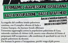 Gaza un urgente appello: Agite ora! Proteste in oltre 30 città italiane nei prossimi giorni