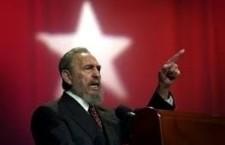 Auguri comandante Fidel. Fidel Castro compie oggi 88 anni di vita da combattente rivoluzionario internazionalista, contro le barbarie dell'imperialismo e del capitalismo, per la libertà dei popoli in tutto il mondo.