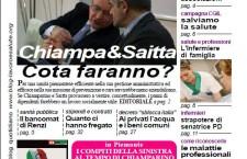 """E' online il nuovo numero del periodico cartaceo """"Lavoro e Salute"""""""