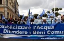 """Decreto """"Sblocca Italia"""", verso la privatizzazione dell'acqua e dei beni comuni. > Come da sempre denunciato dalla politica fuori dal sistema, avanzano le politiche di morte dei diritti di vita e di lavoro"""