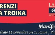 29 novembre, tutte e tutti a Roma!