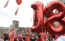 Firenze, la conferenza sulla repressione nei luoghi di lavoro del sindacato di base.
