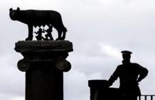 Le vere cupole nere di Roma.