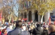 Lsu,Lpu e Asu: a Roma manifestazione e presidio contro la precarietà.
