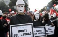 Lavoro: quattordici morti in due giorni