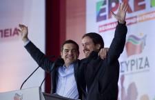 Larghe intese, così fan tutti? La disinformatia all'opera contro la forza di Syriza