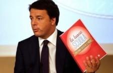 La scuola del tracollo di Matteo Renzi e del Pd.