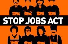 Jobs Act: Renzi fa i compiti assegnatigli dalla Troika. Prepariamo referendum.