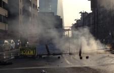 Blockupy Frankfurt, la marea antagonista fa tremare i vetri della nuova sede della Bce