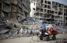 A Gaza il record mondiale della disoccupazione