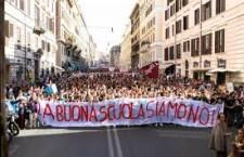 Contro la Malascuola di Renzi tre giorni di mobilitazione davanti alle prefetture.