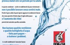 Acqua Fresca. Nemmeno il caldo è uguale per tutti.