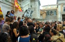 """Roma Capitale: Marino licenzia cinquemila educatrici di nidi e scuole d'infanzia. Grazie a Jobs act e """"Buona scuola""""."""