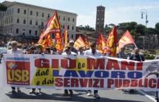 Pubblico Impiego. Usb proclama lo sciopero generale il 20 novembre.