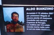 In ricordo di Aldo Bianzino a otto anni dalla sua morte