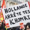 Francia, sciopero generale contro il Jobs Act