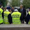 """Torino. L'ultima frontiera del lavoro gratuito: profughi """"volontari"""" a pulire le strade"""