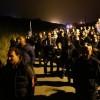 Ferrara, razzisti sul delta. Barricate contro 12 donne e 8 bambini