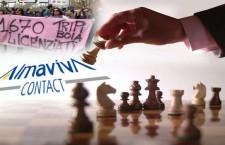 Almaviva: ai ricatti diciamo NO!