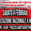 Non fermeranno la nostra lotta! Sabato 4/02 Corteo nazionale a Modena!