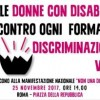 Le donne con disabilità e quell'incrocio fatale