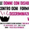 Le donne con disabilità e quell'incrocio fatale