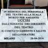 Morti per amianto al Teatro La Scala di Milano