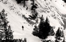 Val di Susa. sfidando neve e un confine militarizzato i migranti cercano di raggiungere la Francia