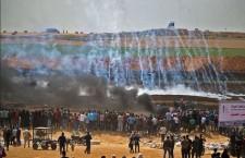 E' STRAGE DI PALESTINESI A GAZA