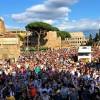 Un Pride resistente attraversa Roma