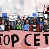 Diciamo NO al CETA perchè privatizzerà l'acqua e i servizi pubblici
