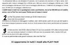 Il lungo viaggio verso la Flat Tax: l'ingiustizia fiscale ha radici lontane
