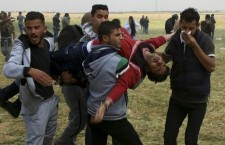 Crimini contro l'umanità in Palestina
