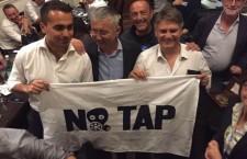 Il movimento NO TAP e la diffida climatica al governo italiano