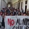 Numero chiuso, proteste nelle università