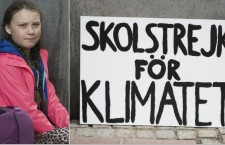 Greta, 15 anni, accusa gli adulti di uccidere il futuro