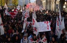 8 dicembre. Da Melendugno a Torino