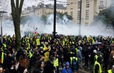 """""""Cari gilets jaunes, cari compagni di lotta"""". Lettera di un lavoratore italiano emigrato in Francia"""