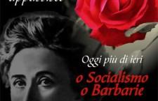 Rosa Luxemburg. Portrӓt