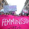 8M: clamoroso successo dello sciopero femminista