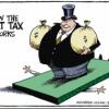 """Flat tax """"Salvini è un mascalzone due volte. Perché la Flat tax non sarebbe che un nuovo regalo ai ricchi, e perché sa che non è fattibile"""""""