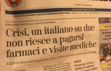 Ma è vero che metà degli italiani non riesce a curarsi?