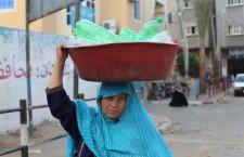 Il clima e la sete dei palestinesi