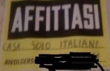 Affittasi a italiani. Bianchi