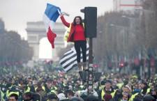Gilets jaunes cinque mesi dopo: insurrezione urbana, democrazia diffusa, contro-potere sociale